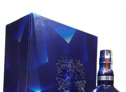 Chivas 18yo Blue Signature gift box