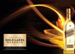 Johnnie Walker Gold Label Reserve Gold